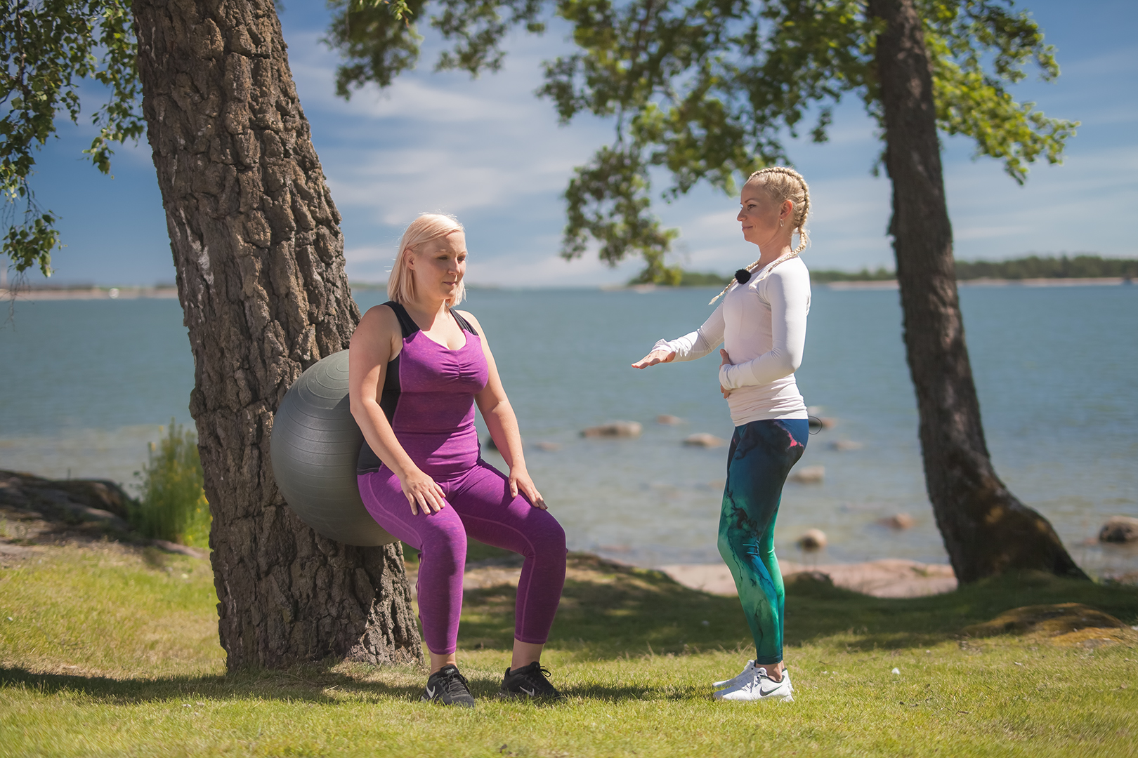 Nordic Fit Mama | How to Safely Get Back in Shape After Having a Baby