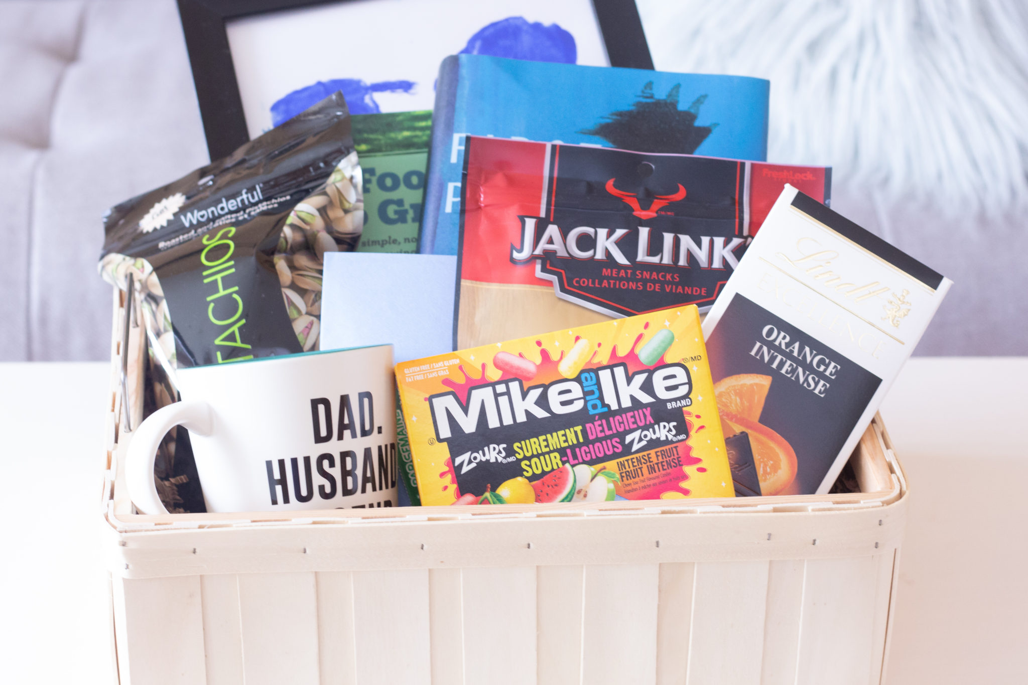 Happy Father's Day | Gift basket
