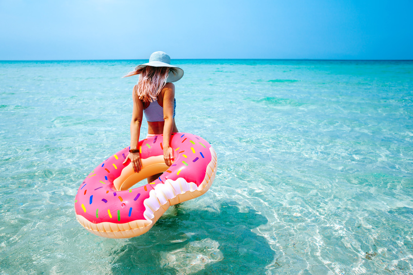Beach Body Positive: Tricks to Help You Get There For Your Vacation in the Sand