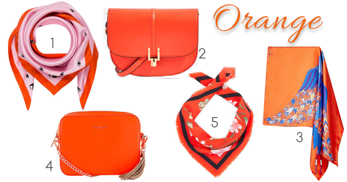 LadyofStyle Orange