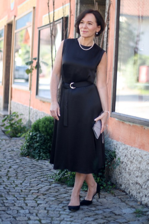 LadyofStyle Little Black Dress Elegant
