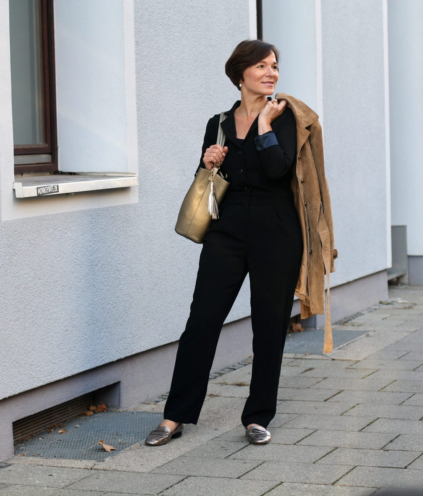 Jumpsuit Overall 50plus Blogger LadyofStyle