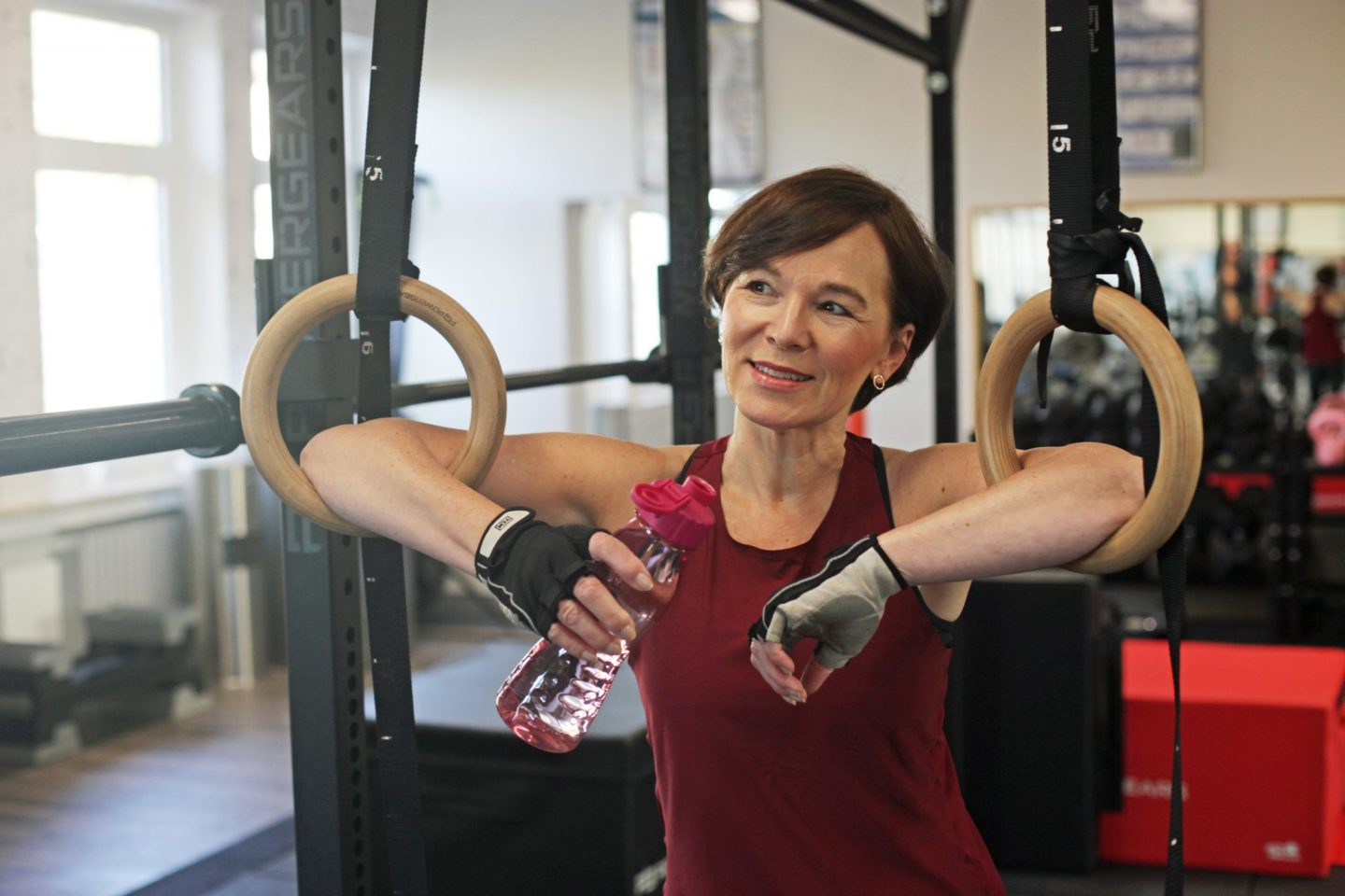 Get Fit 50plus Frauen Personal Trainer Fitness Studio LadyofStyle