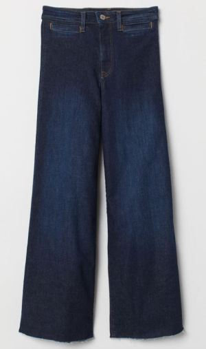 Jeans Culottes Conscious Collection H&M