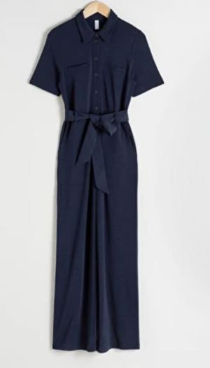 Stretch Jumpsuit von &other stories