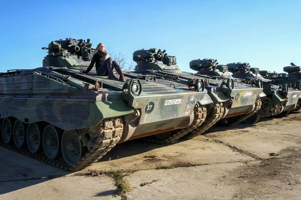 Battle Tank (DE)