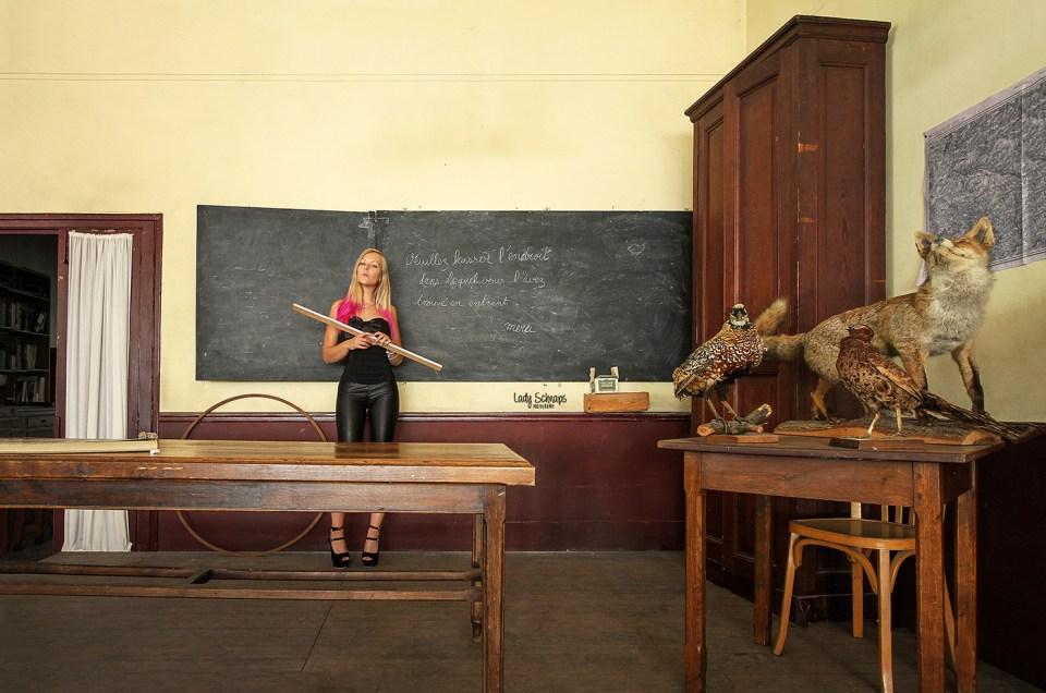 Ecole des Boutons (FR)