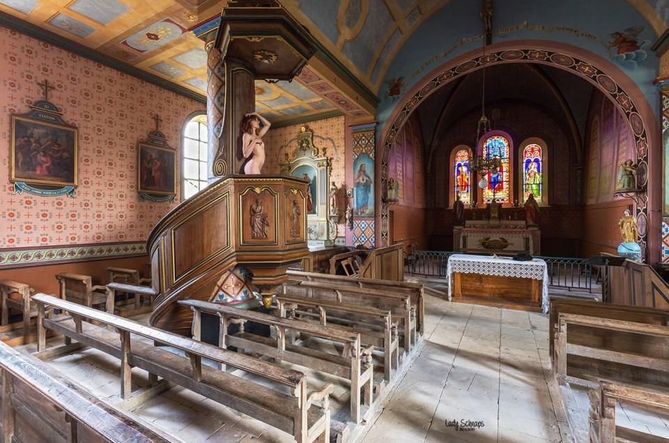 Eglise Aragone (FR)