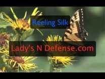 "Lady'sNDefense Reeling Silk ""Self-Defense Form"""