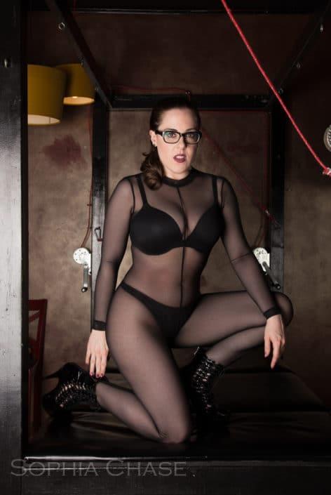 Chicago Dominatrix Lady Sophia Professional Mistress
