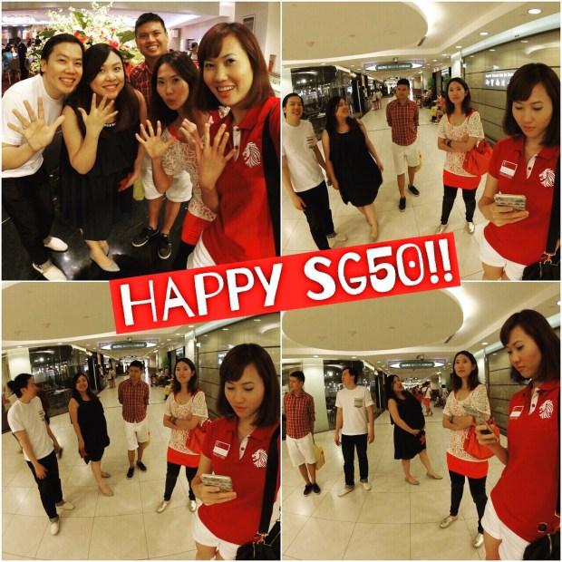 Happy SG50