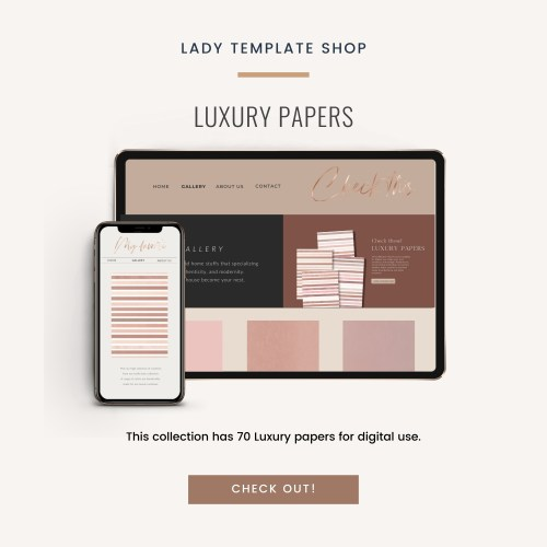 Luxury papers