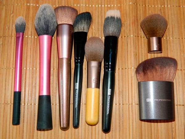 রুম্বা এবং puddles জন্য brushes