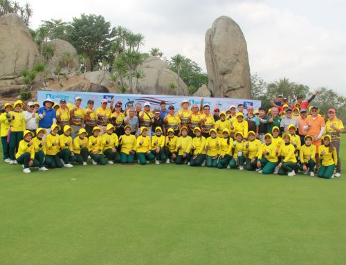 Amazing Thailand Homecoming Golf Festival 2020 (Day 1)