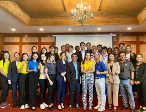 Welcome  EGA Thailand and all participants for Focus group Meeting  how to  branding the east coast golf courses to the destination of golf in Thailand at Laem Chabang International Country Club