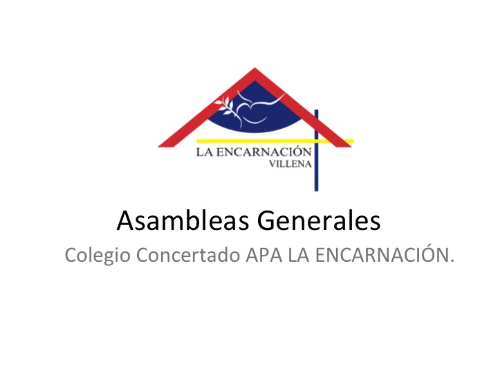 Convocatoria Asamblea General Ordinaria 17-01-2019