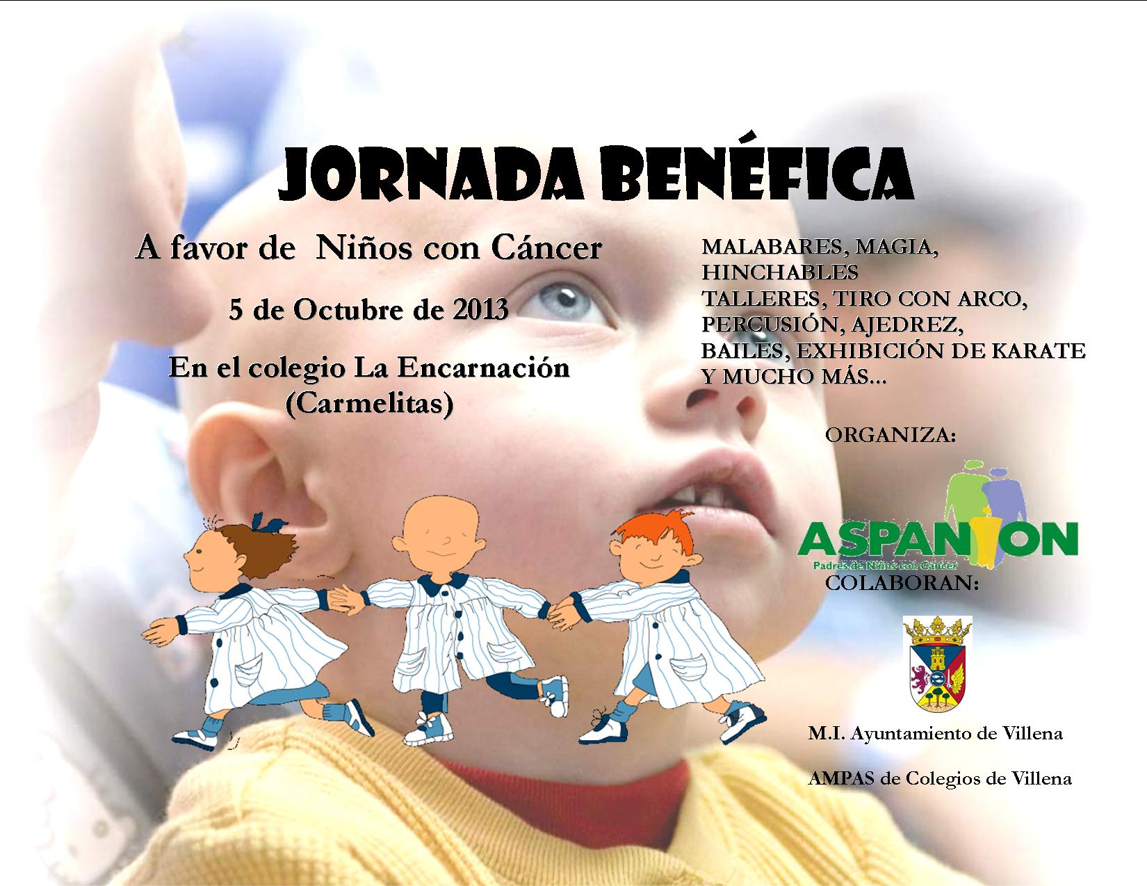 Jornada Benéfica. ASPANION