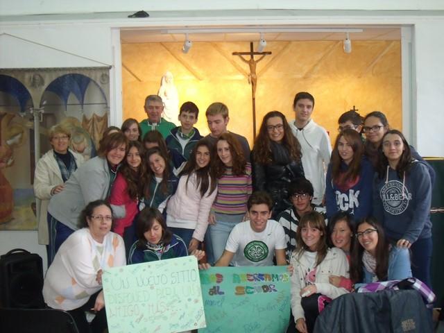 Eucaristía Grupos Confirmación