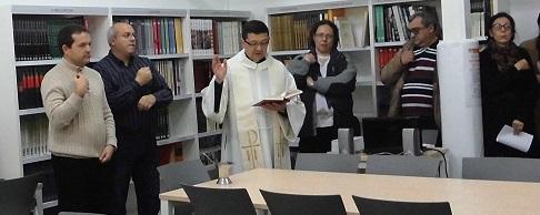 INAUGURACIÓN BIBLIOTECA MARÍA MIRÓ
