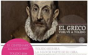 Visita al Greco de Toledo de los alumnos de 2º ESO