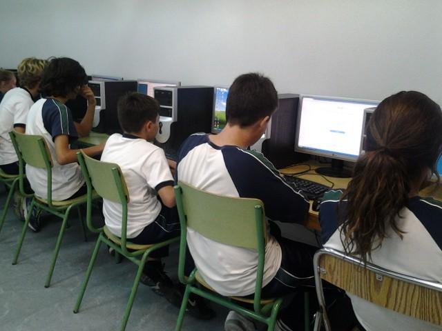 Trabajando con Google Apps en las clases de inglés de Secundaria.