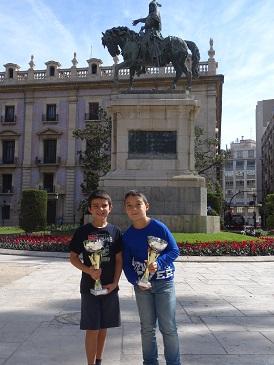 Premios Torneo Ajedrez Valencia