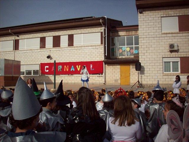 Carnaval en el colegio