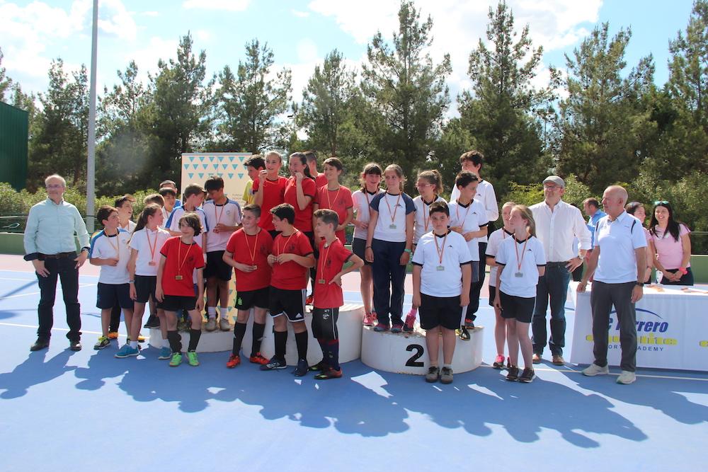 V Olimpiada Infantil en Villena, academia Equelite
