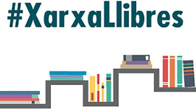 XARXA LLIBRES y el banco de libros