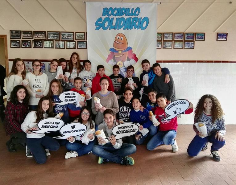 Bocadillo Solidario