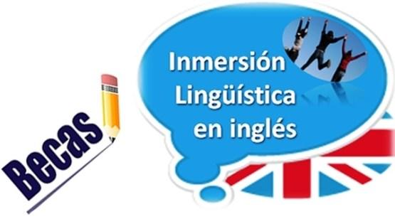 Resultado de imagen de programa inmersion linguistica 2019