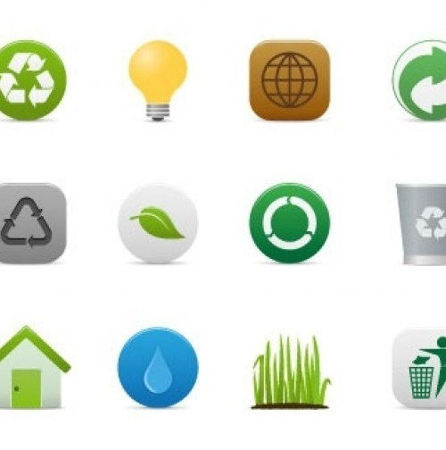ecologia-y-reciclaje-de-los-iconos_434335