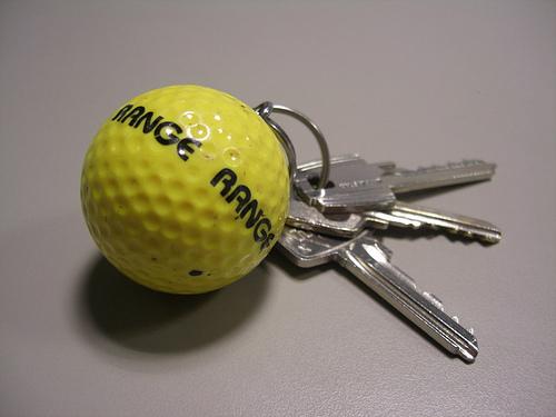 Las llaves tambien se reciclan