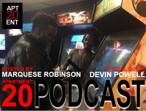 Apartment 20 Podcast: Devin Powell