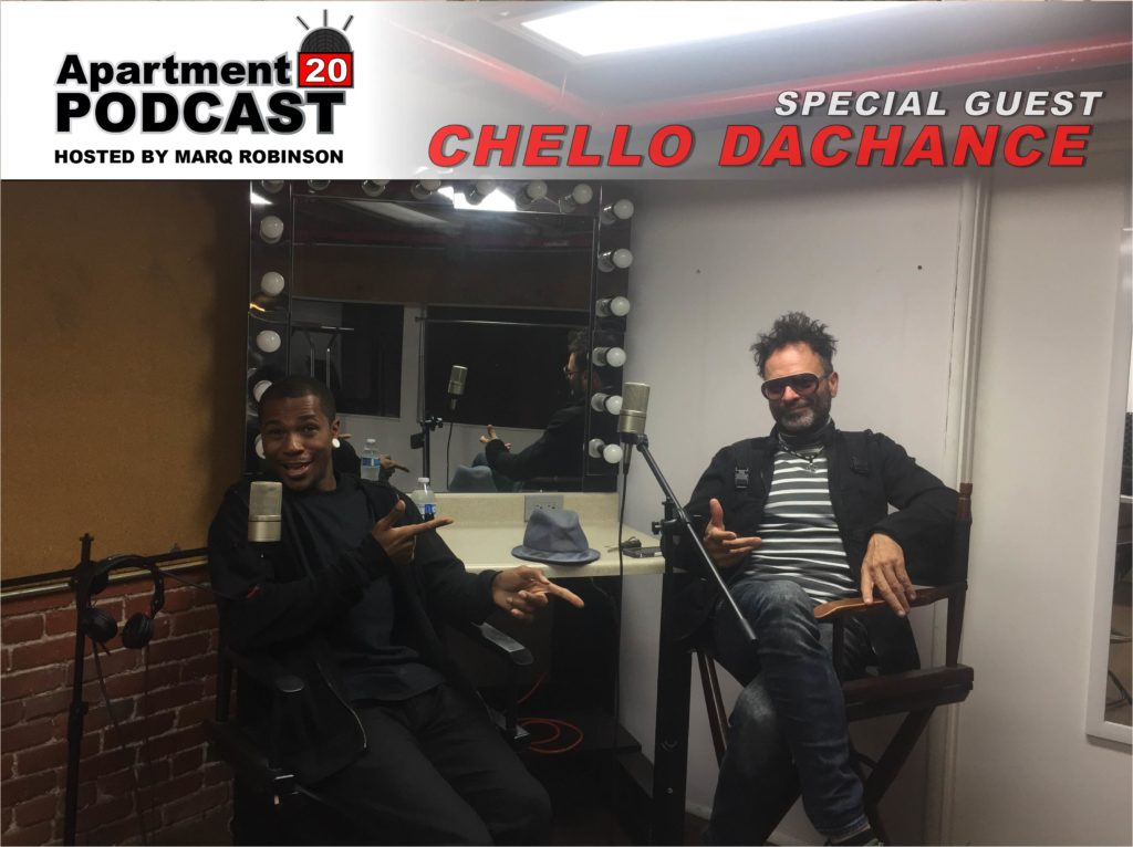 Apartment 20 Podcast: Chello Dachance