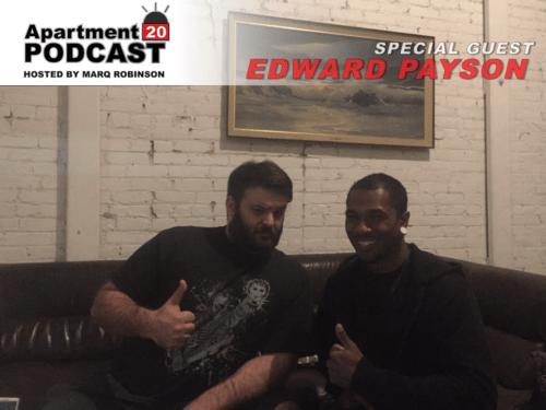 Apartment 20 Podcast: Edward Payson