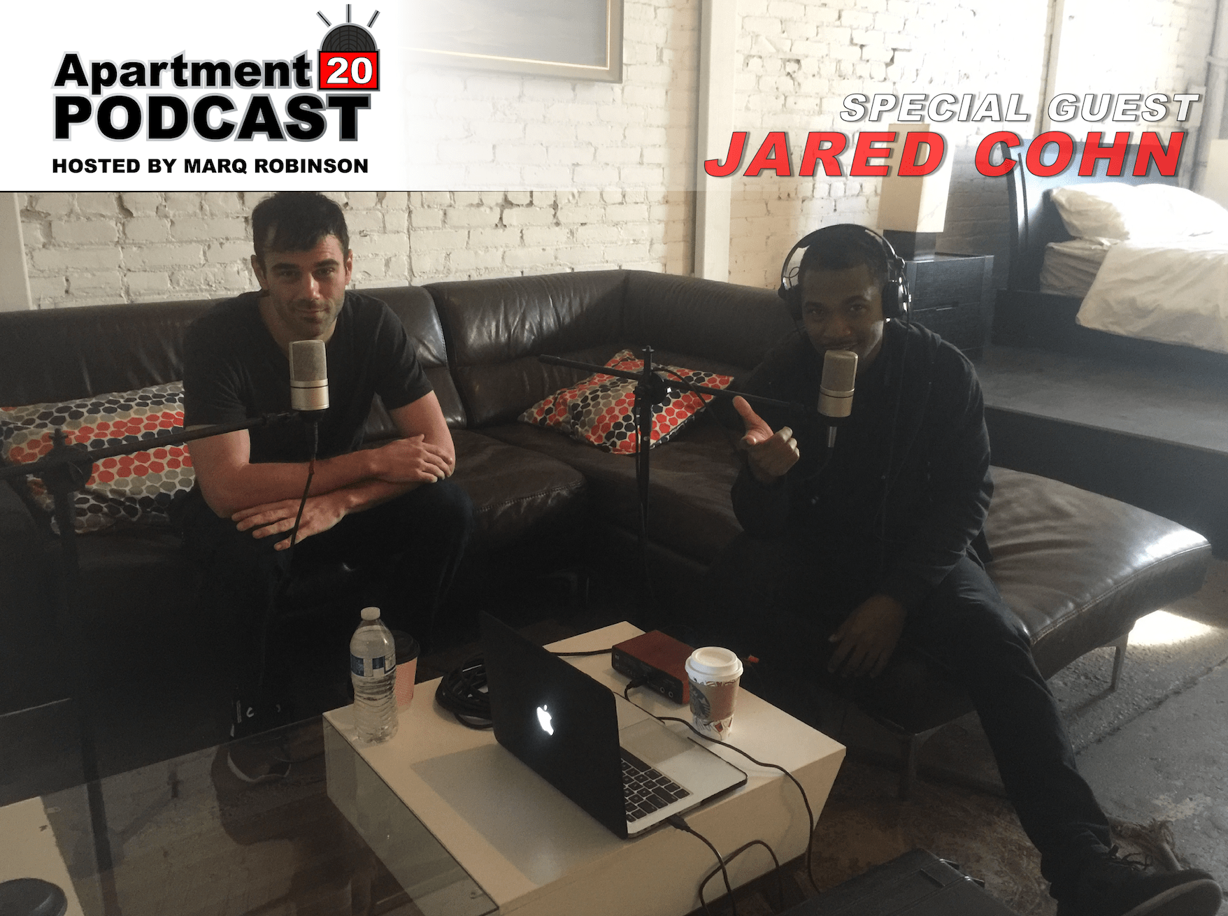 Apartment 20 Podcast: Jared Cohn