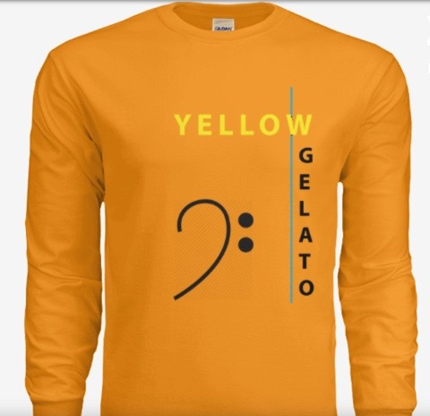YELLOWGELATO - Long Sleeve Shirt