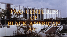 LACMA Archive Two Centuries Of Black American Art 1976