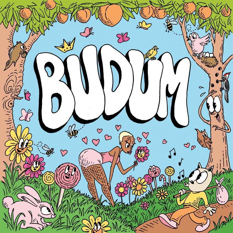 Budum Cover Art Jada Kingdom