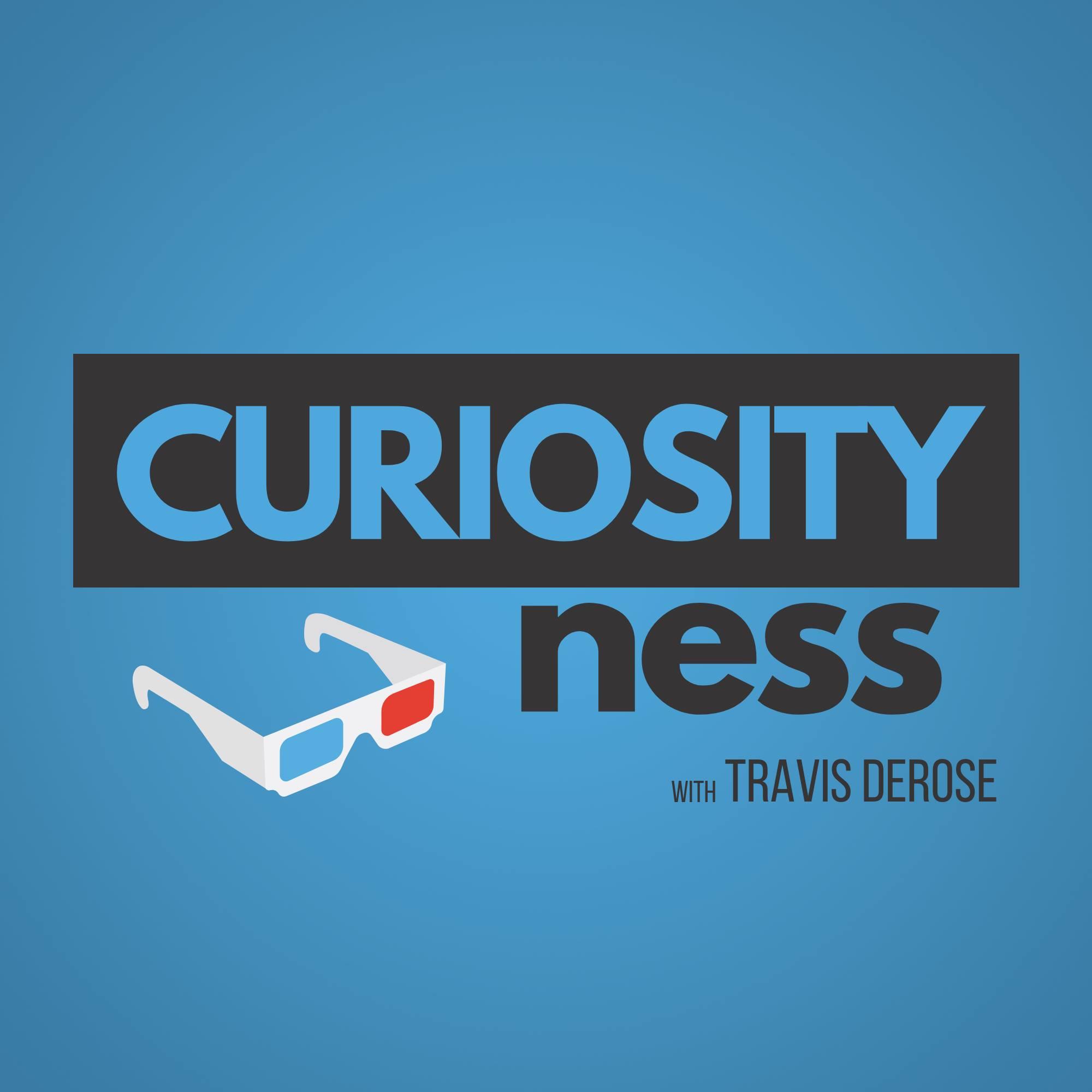 CURIOSITYNESS Podcast Logo