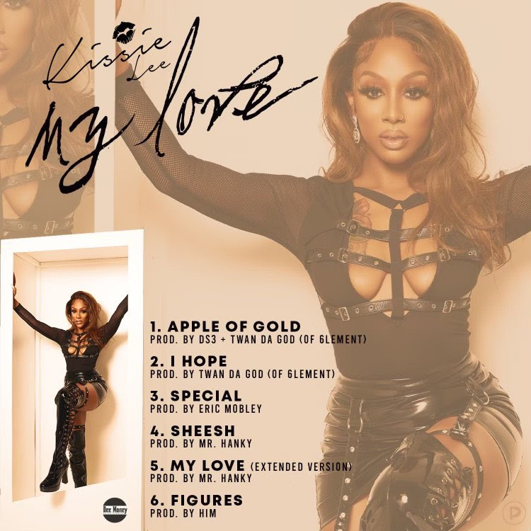 Kissie Lee My Love EP