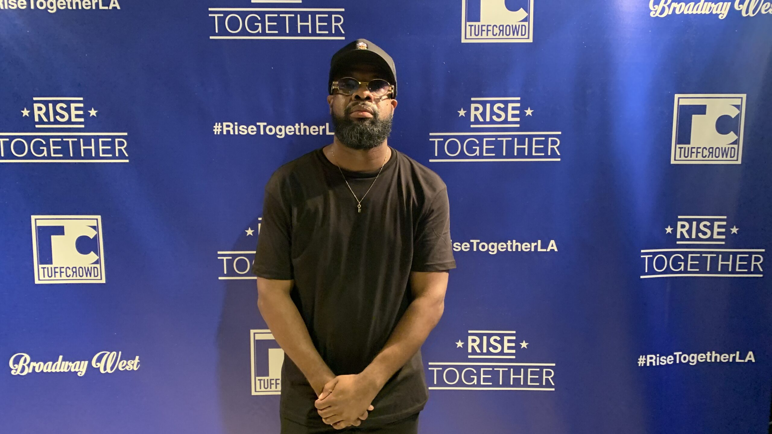 Halla At Rise Together Event