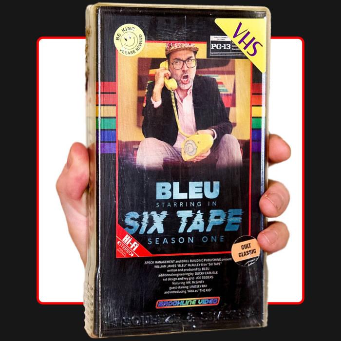 Bleu Six Tape