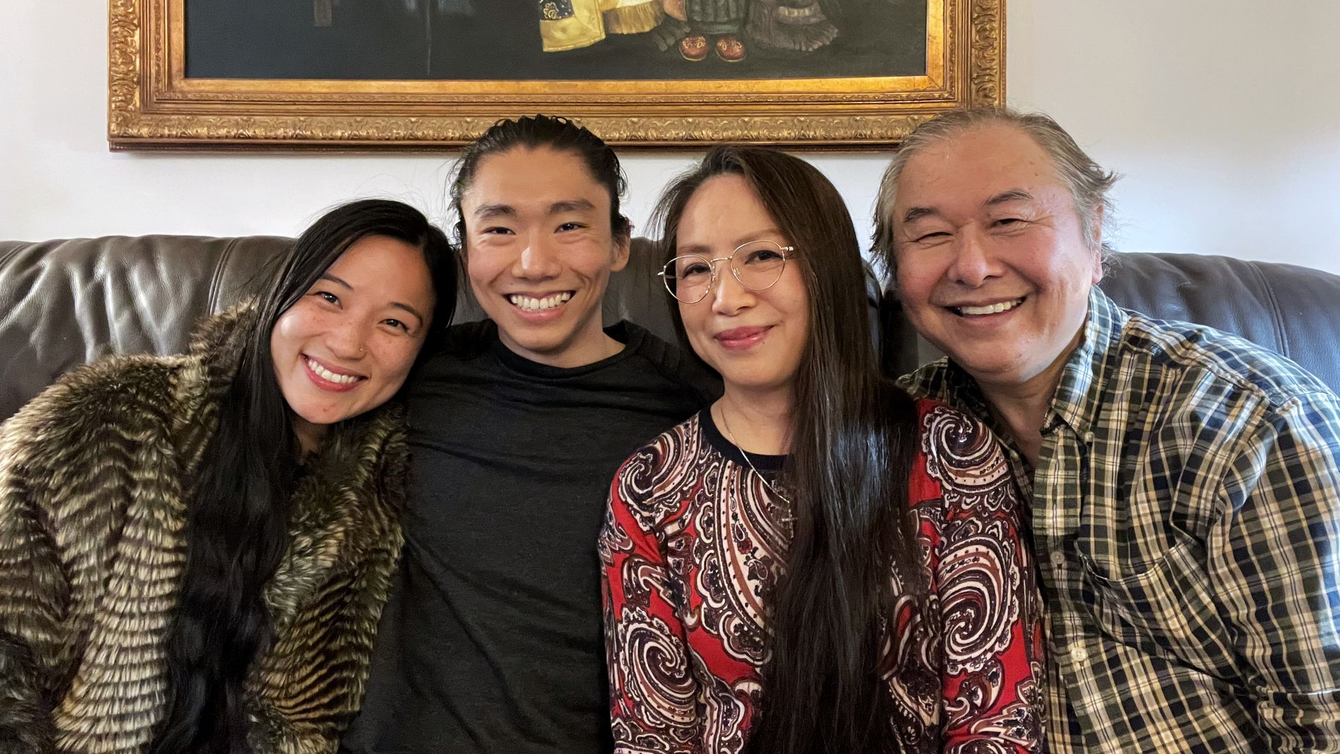 Joseph Lam And Family - Parents Are Human
