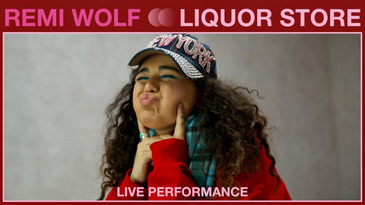 Remi Wolf - Liquor Store Live
