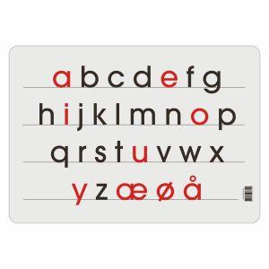små bogstaver