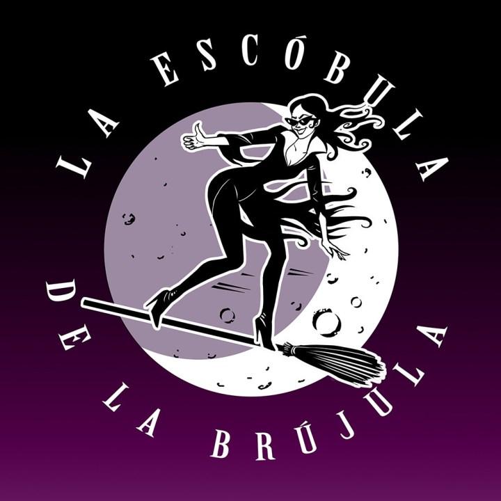 Logotipo La Escóbula de la Brújula 1000x1000