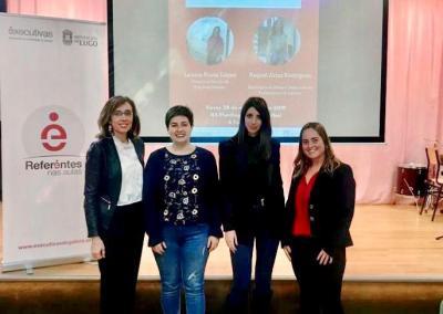 Programa Edureferentes. Proyecto Referentes galegas