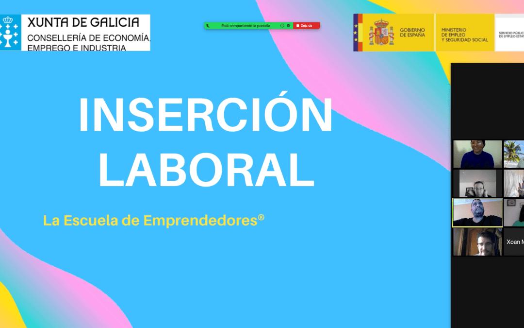 Inserción Laboral y Formación para la Igualdad (Online)